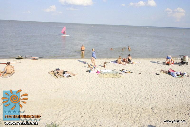 Г ейск фото пляжей и парков